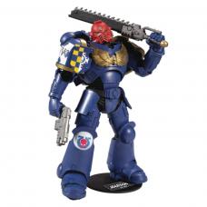 Фигурка Вархаммер Ультрамарин 40,000 Warhammer Ultramarines Primaris Assault Intercessor McFarlane 10912-2