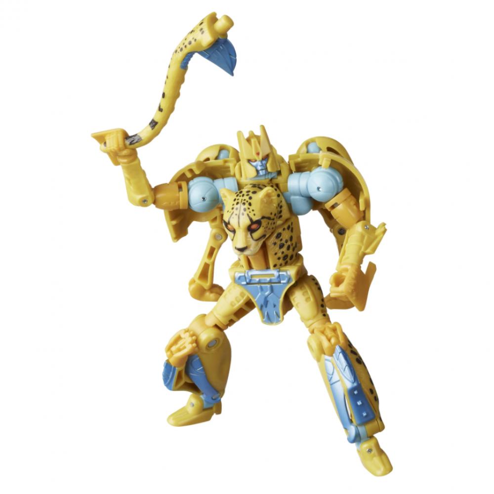 Трансформер Гепард Война За Кибертрон Королевство WFC-K4 Transformers Cheetor Hasbro F0669