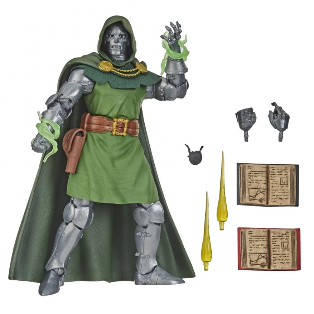 Фигурка Доктор Дум Ретро Коллекция Марвел Marvel Retro Collection Dr. Doom Hasbro E9627