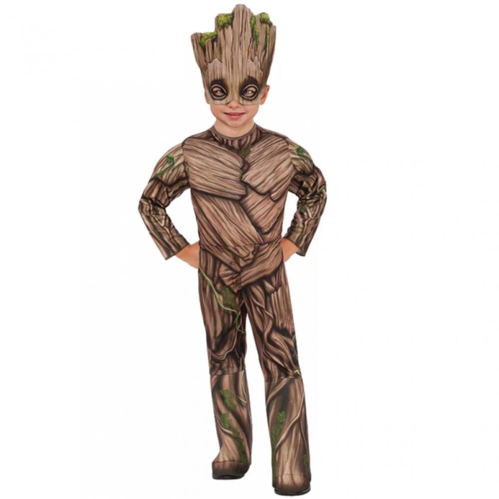 Детский костюм Грут Стражи Галактики 3-5 лет Groot Deluxe Child Costume Rubie's 240-21-3113