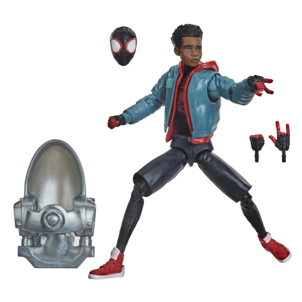 Фигурка Майлз Моралес Человек-Паук Legends Spider-Man Miles Morales Hasbro F0253