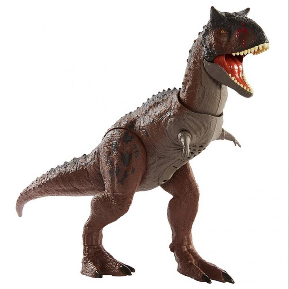 Динозавр Карнотавр Торо Мир Юрского Периода Jurassic World Carnotaurus Toro Mattel GNL07