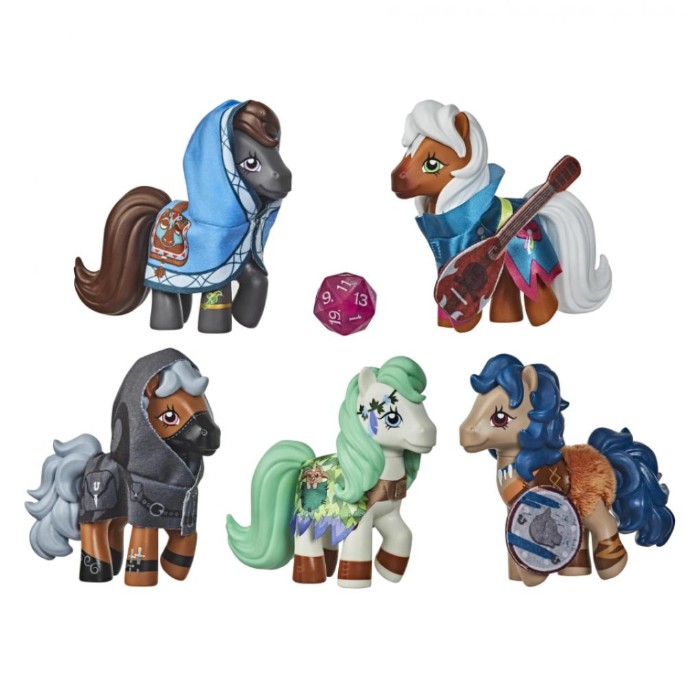 Набор Моя Маленькая Пони Подземелья и Драконы My Little Pony x Dungeons & Dragons Hasbro E9736$