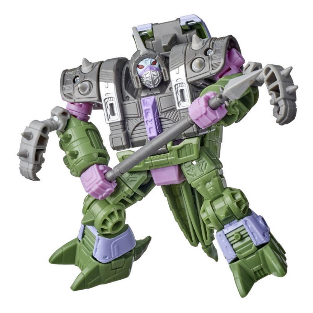 Трансформер Квинтессон Аликон Динозавр Война за Кибертрон Transformers WFC-E19 Quintesson Allicon Hasbro E7158