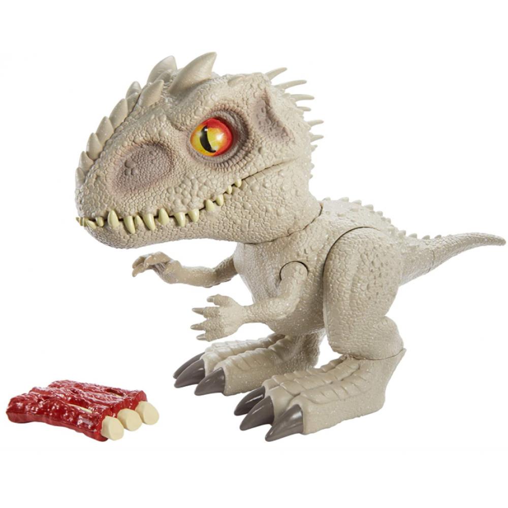 Интерактивный Динозавр Индоминус Рекс Мир Юрского Периода Jurassic World Indominus Rex Mattel GMT90