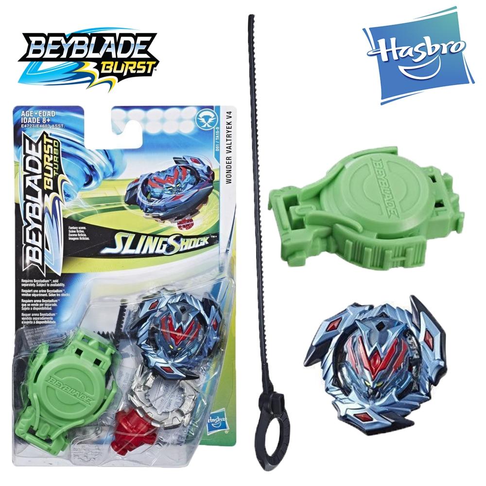 Бейблейд Волтраек 4 Hasbro Beyblade Slingshock Valyryek V4 E4727