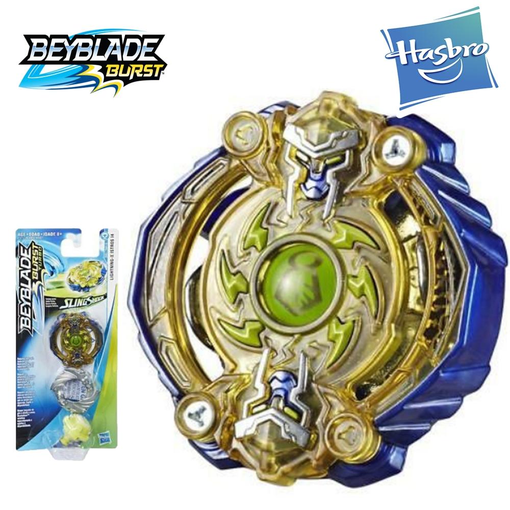 Бейблейд Истрос 4 Hasbro Beyblade Turbo Slingshock Istros I4 E4722