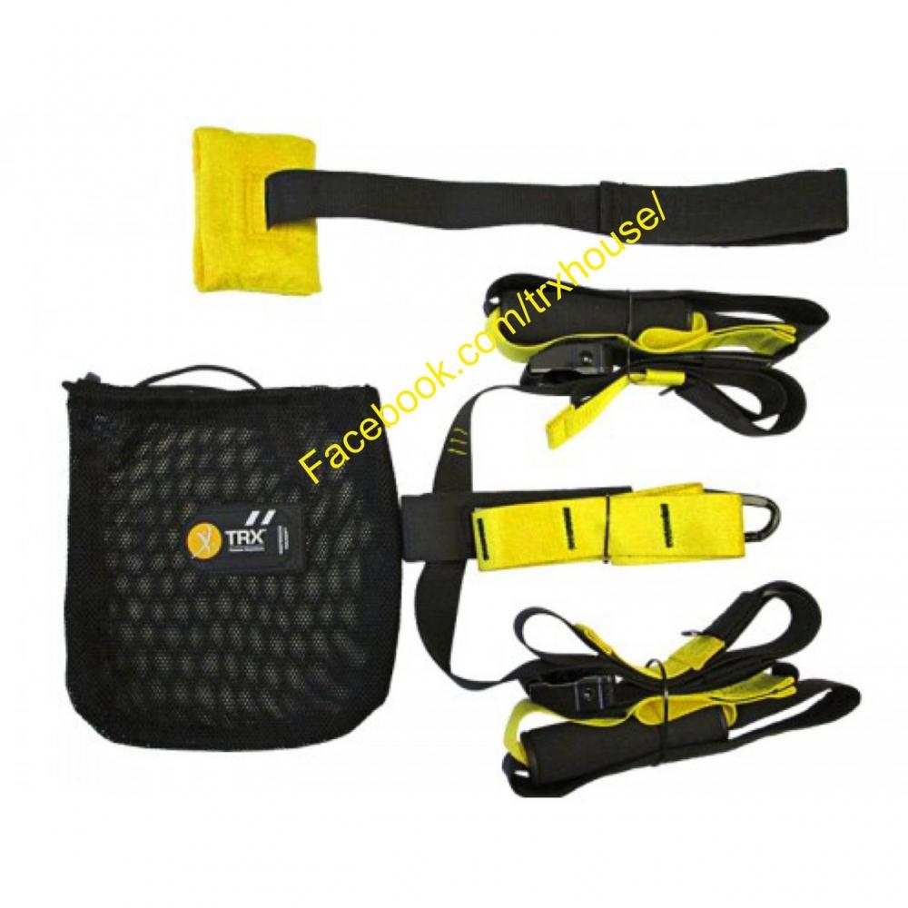 Подвесные Петли TRX Suspension Pro Pack 1 базовый набор