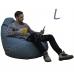 Кресло Мешок 40 цветов Размер L (135х105)