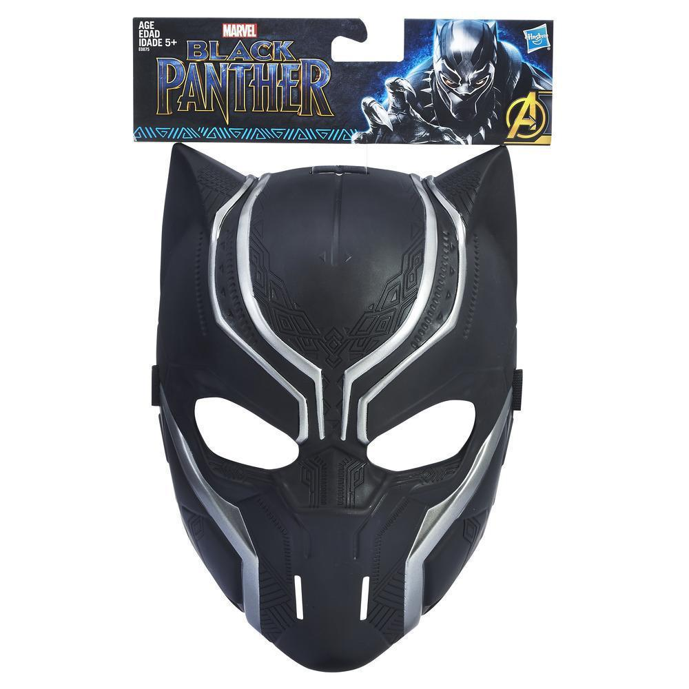 Маска Черная Пантера Марвел Black Panther Hasbro E0875