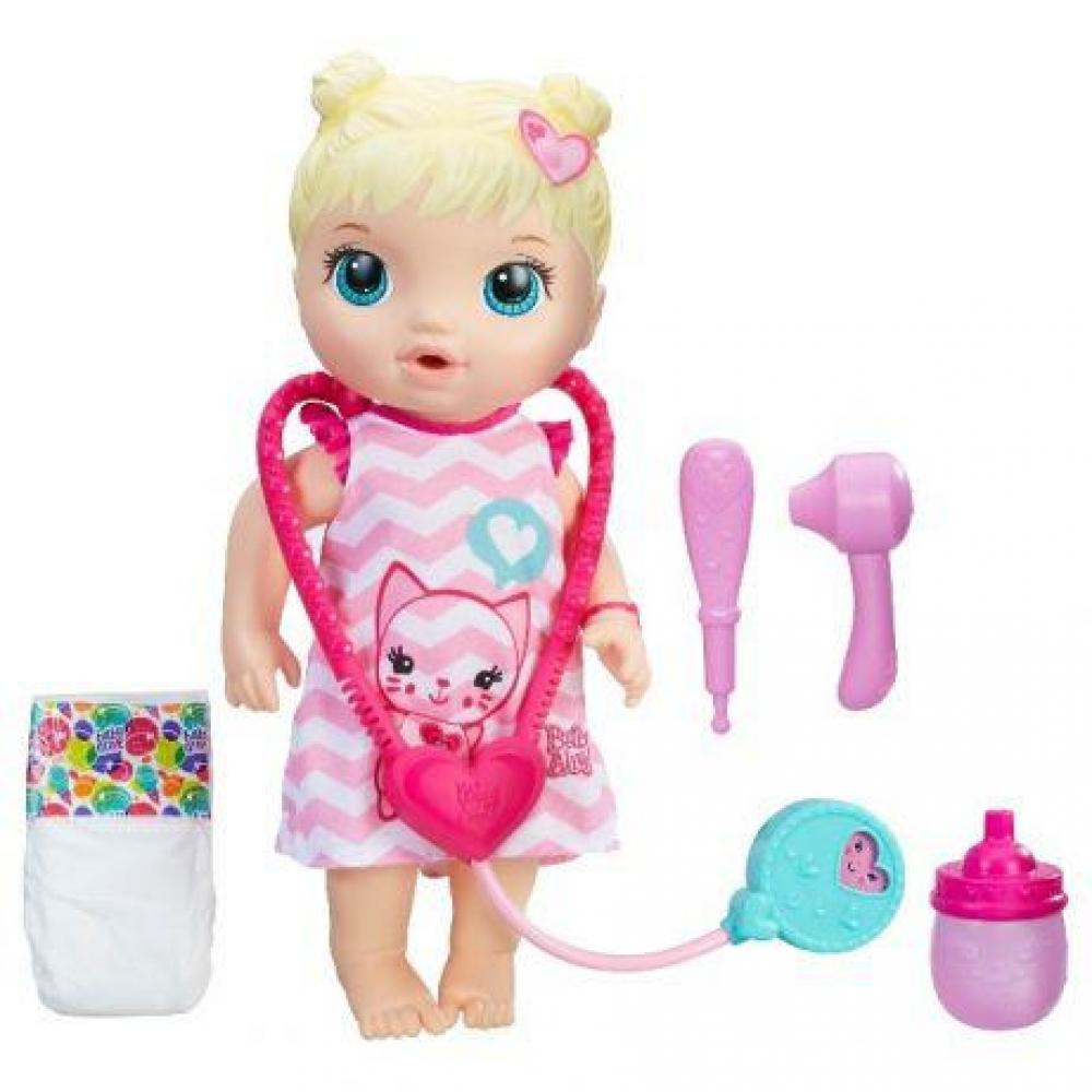 Кукла Baby Alive Better Now Bailey США Беби Алив