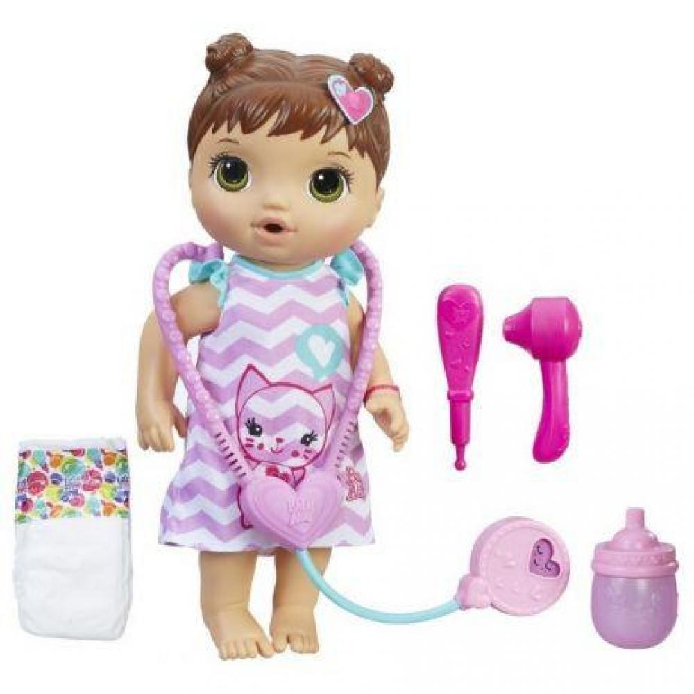 Копия Кукла Baby Alive Better Now Bailey США Беби Алив