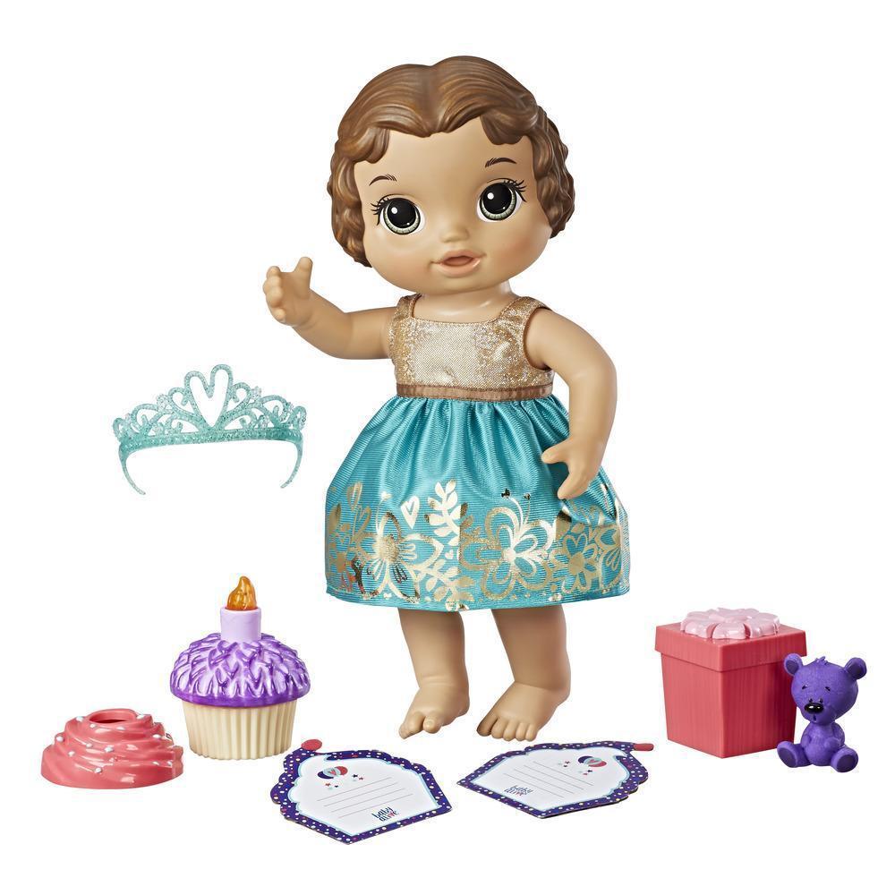 Кукла Baby Alive Cupcake Birthday Hasbro США Беби Элив