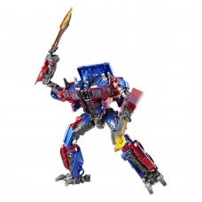 Трансформер Оптимус Прайм Hasbro Delux Studio 05 Optimus E0738