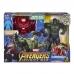 Фигурка Большого Звуковой ХалкБастер и Халк Герой Marvel Hasbro Hulkbuster Hulk E0568