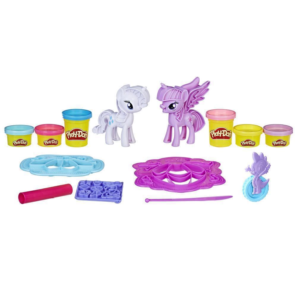 Набор для лепки Плей До Hasbro Play-Doh My Little Pony B9717