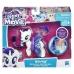 Моя маленькая Пони Рарити с крутящейся юбкой My Little Pony Rarity Hasbro E0688