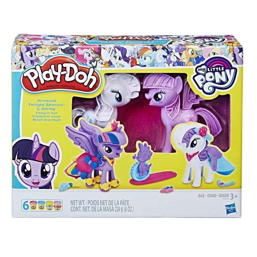 Набор для лепки Плей До Hasbro Play-Doh My Little Pony B9717-1