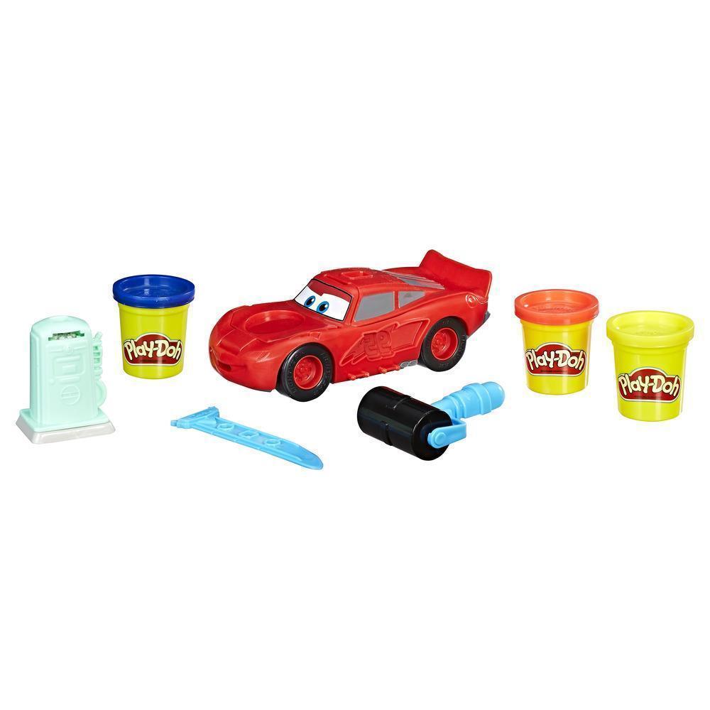Набор для лепки Плей До Hasbro Молния Маквин Play-Doh Disney Pixar Cars C1043