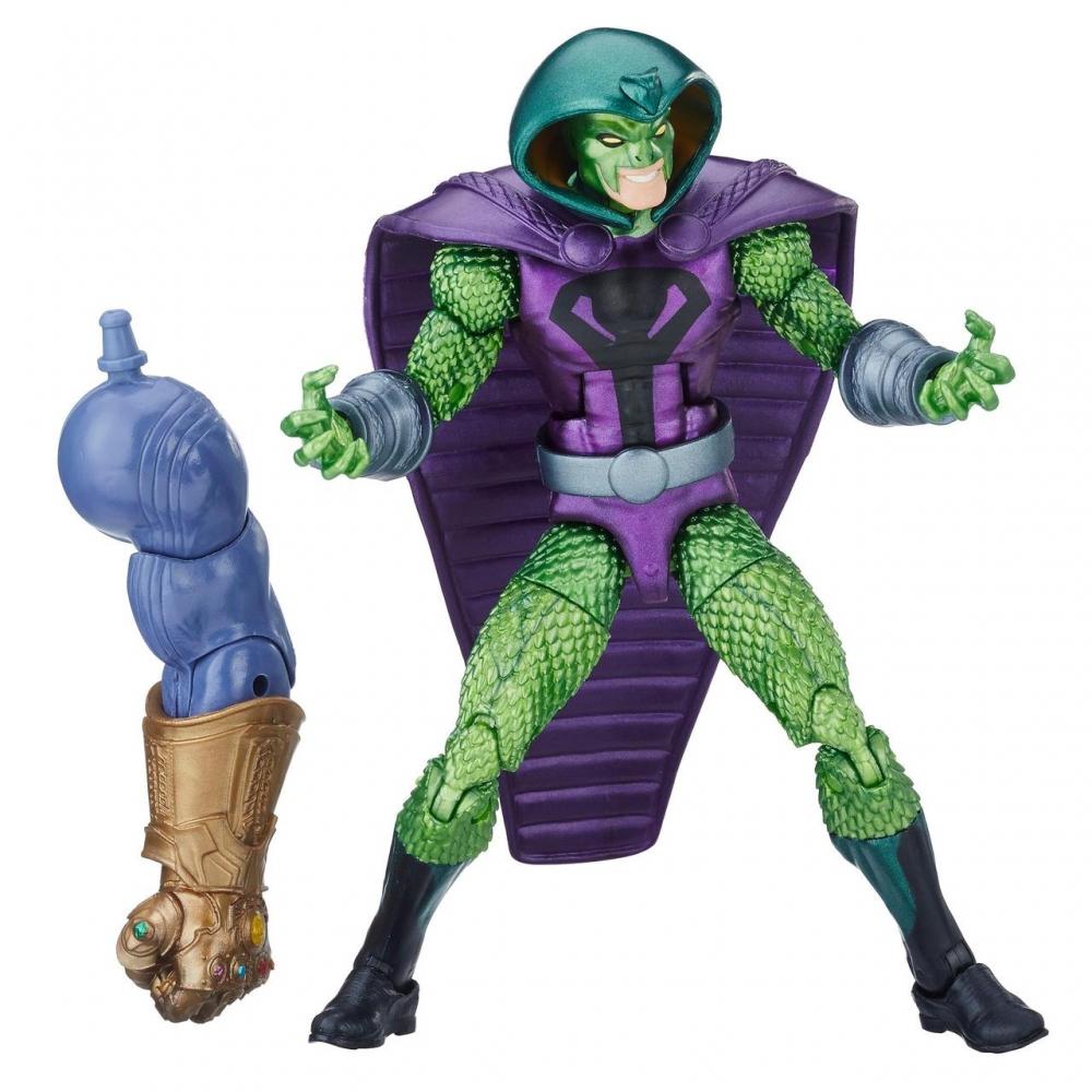Фигурка Змей Злодей Мстители Legends Series Serpent Society Baf Thanos Hasbro E1390