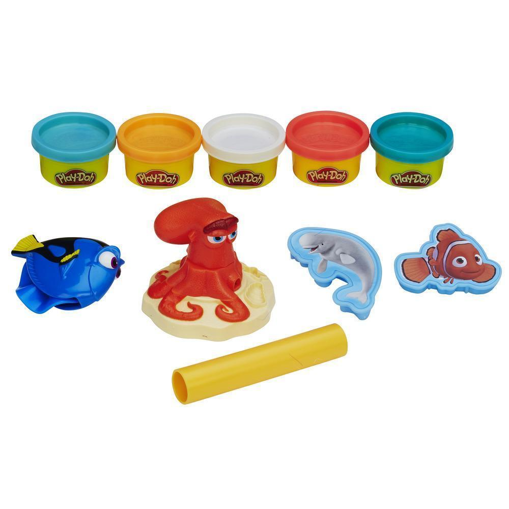 Набор для лепки Плей До Hasbro В Поисках Дори Play-Doh Finding Dory B7491