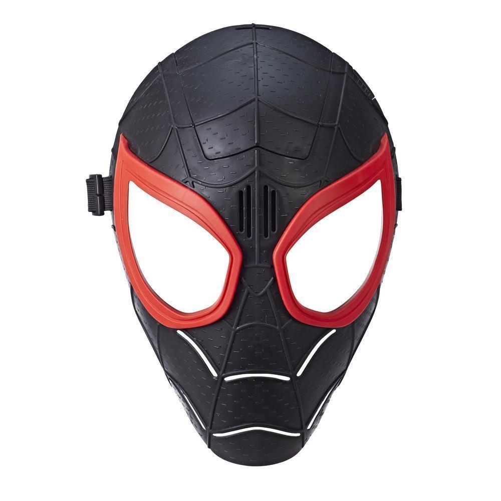 Маска Человек Паук с звуковыми эффектами Hasbro Майлз-Паук E2911