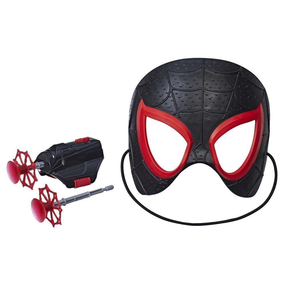 Набор Маска и Бластер с Присосками Человек Паук Hasbro Spider-Man Mask E2896