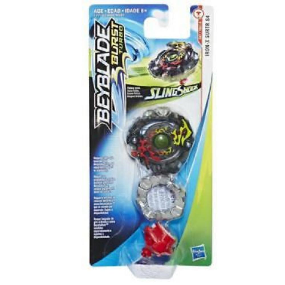 Бейблейд Сурт 4 Hasbro Beyblade Turbo Slingshock Surtr S4 E4719
