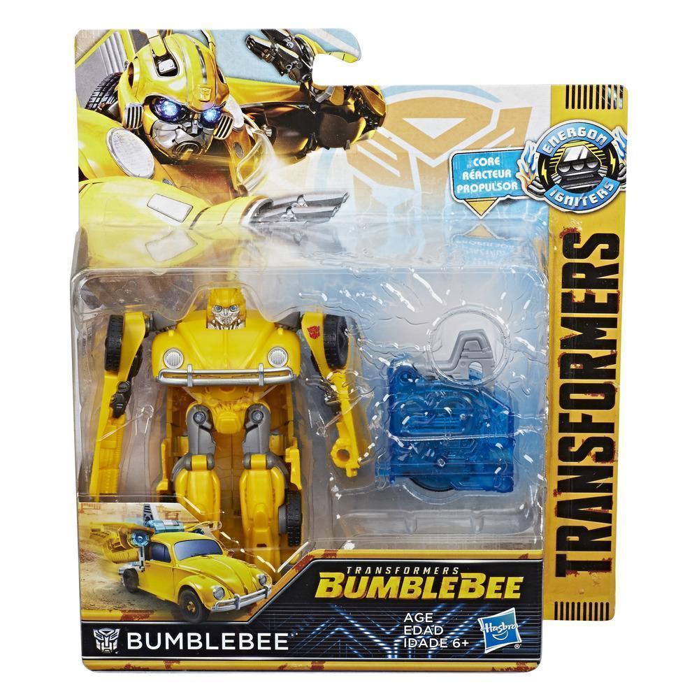 Трансформер Бамблби Заряд Энергона Hasbro Energon Igniters Bumblebee E2094
