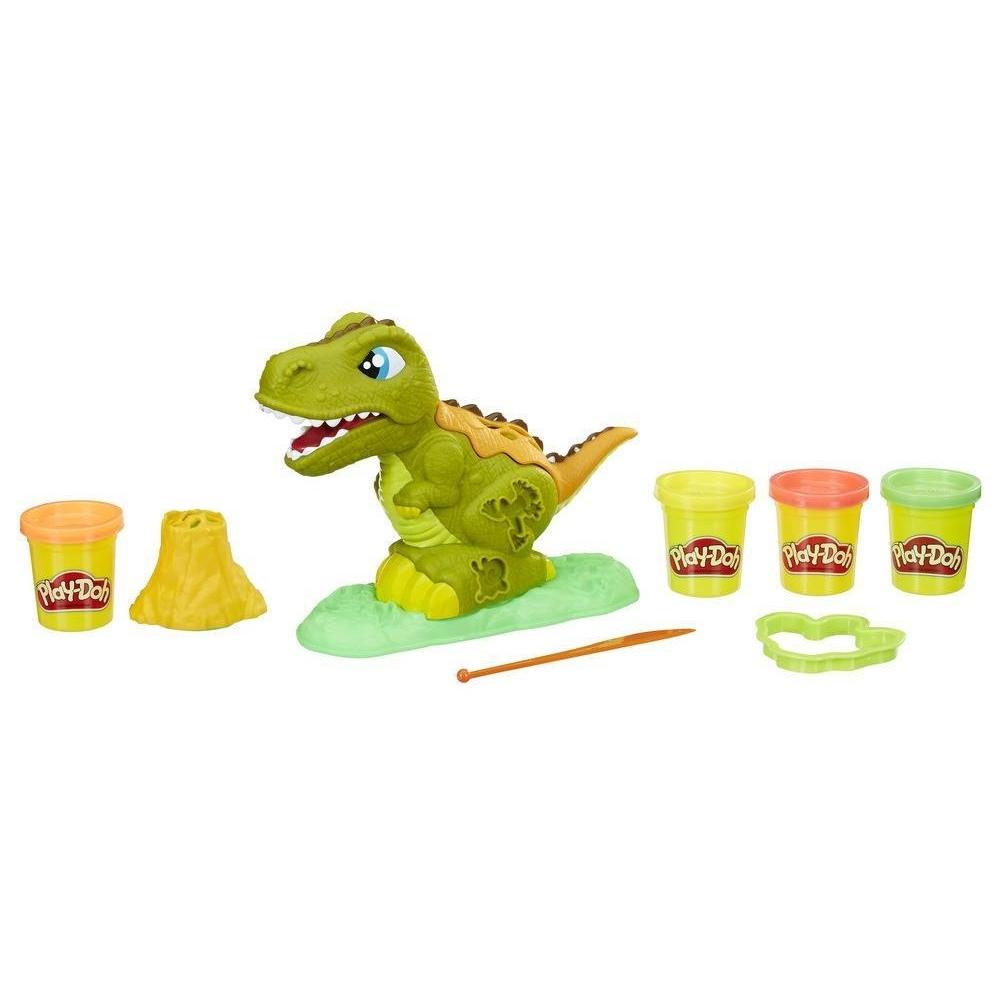 Набор для лепки Плей До Hasbro Могучий Динозавр Рекс Play-Doh Rex the Chomper E1952