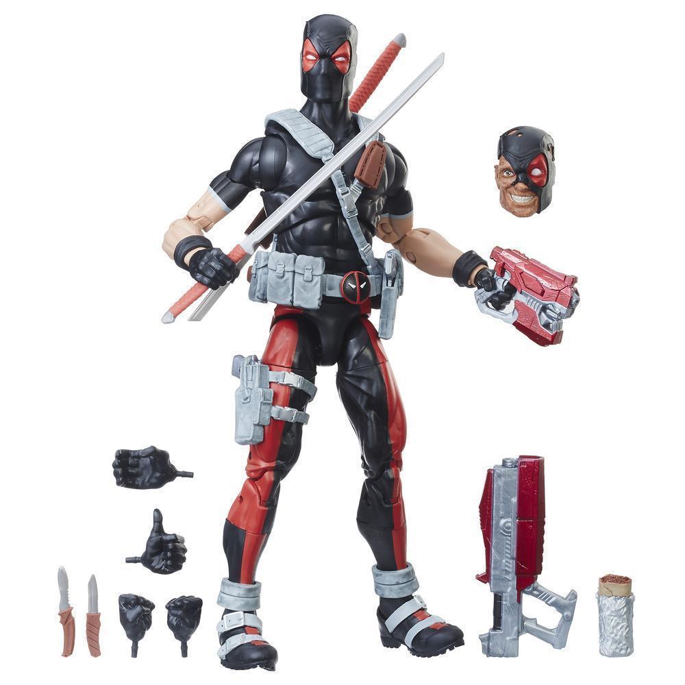 Фигурка Дэдпул 30 см более 30 точек артикуляции Hasbro Legrnds Series Deadpool C3990