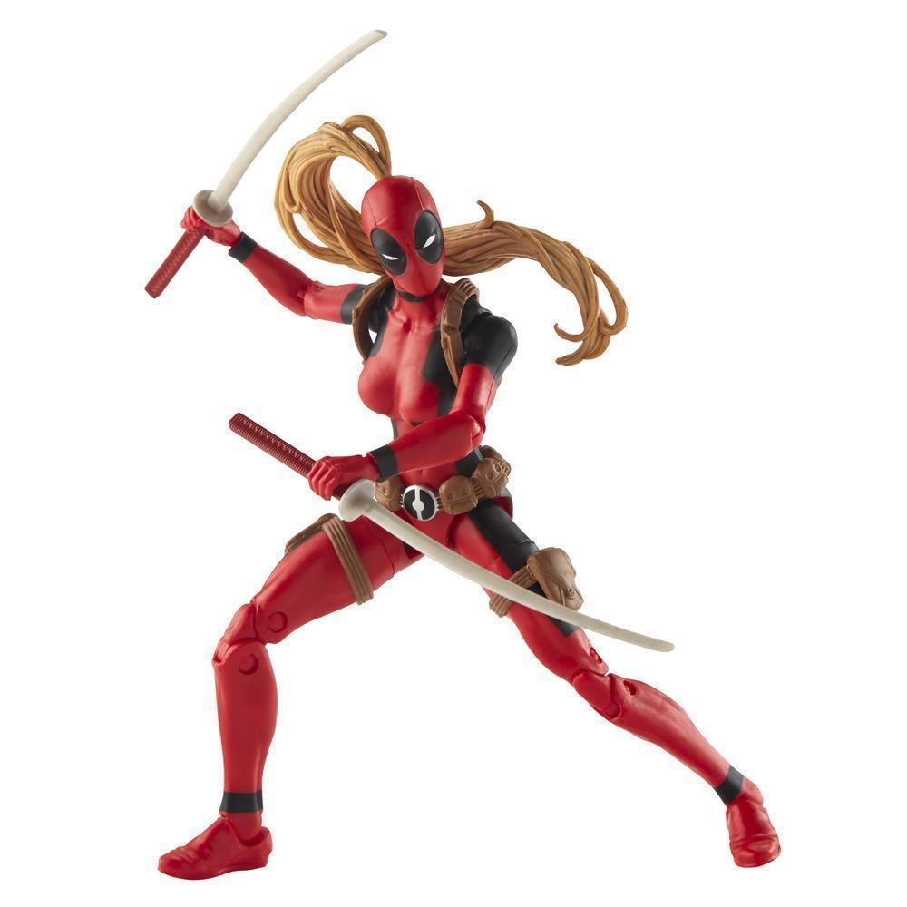 Фигурка Дэдпул Леди Рис Legends Series Deadpool Marvel Hasbro E2923