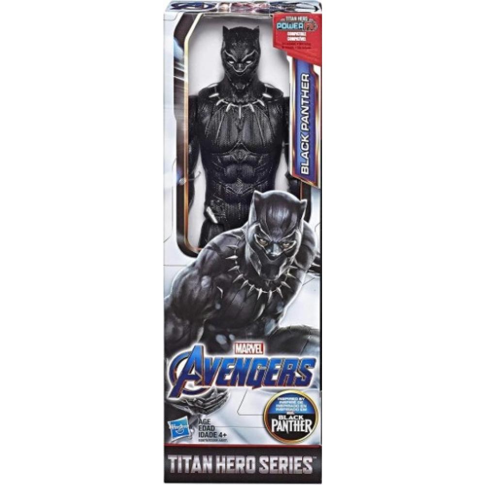 Фигурка Черная Пантера 30 см Black Panther Hasbro Мстители Финал E5875