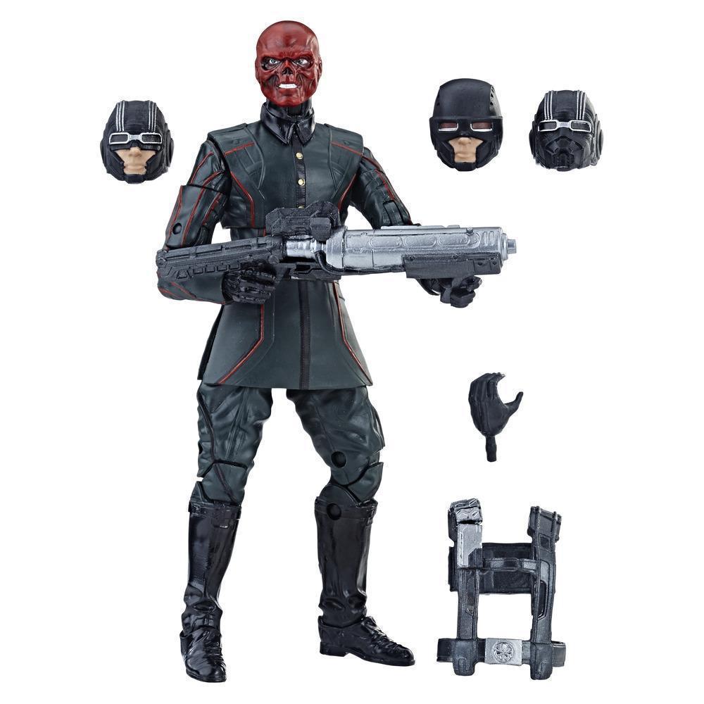 Фигурка Гидра Красный Череп Hasbro Legends Первый Мститель Капитан Америка E2446