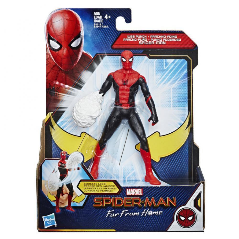 Фигурка Человек-Паук Marvel Spider-Man Hasbro E4118