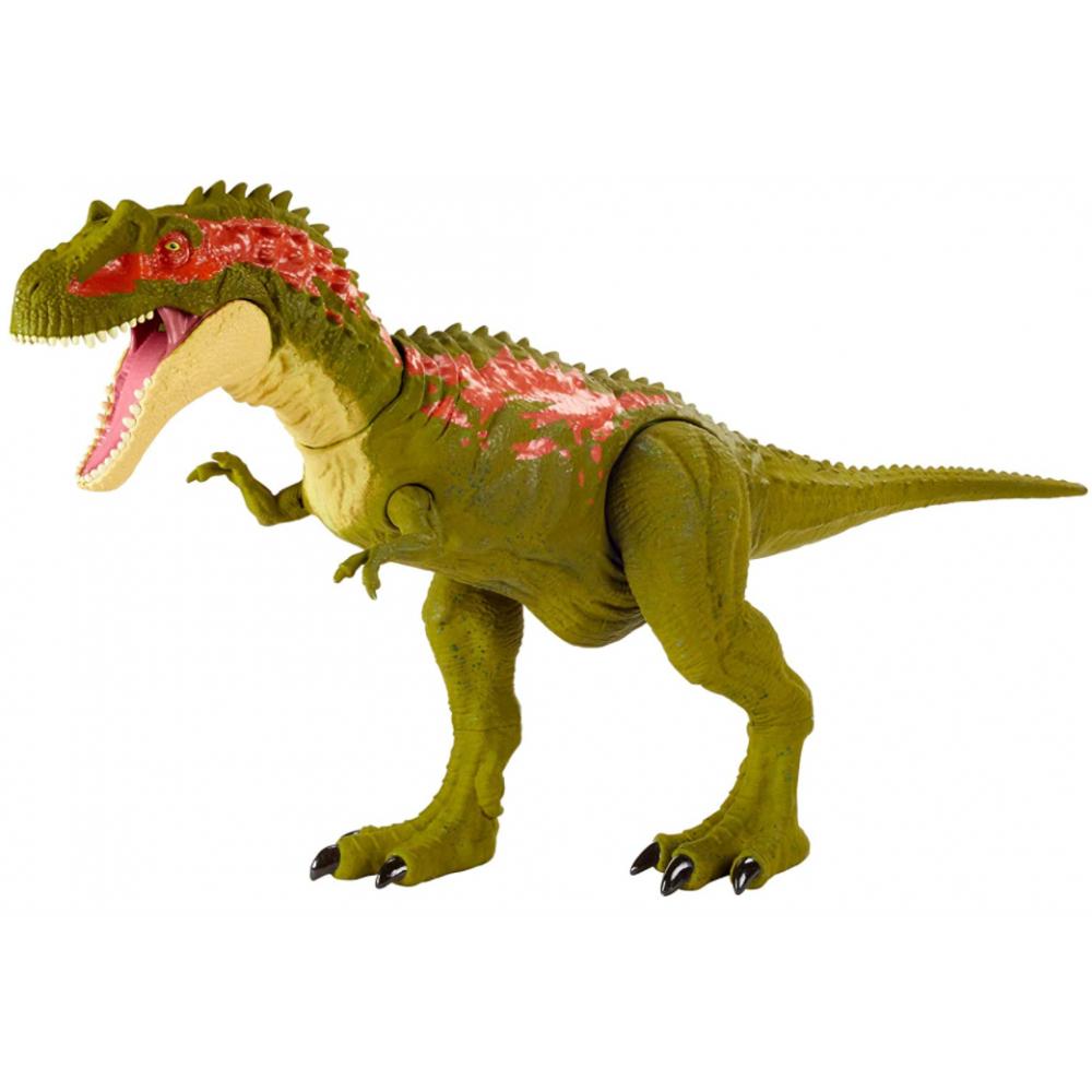 Фигурка Динозавр Альбертозавр Мир Юрского Периода Jurassic World Albertosaurus Mattel GVG67