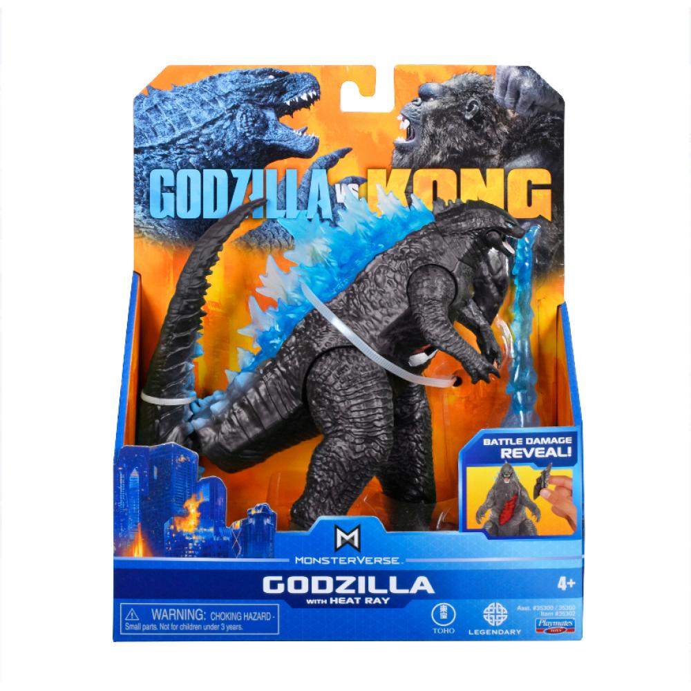 Фигурка Годзилла Против Конга Атомный Взрыв Godzilla MonsterVerse Playmates Toys 35302