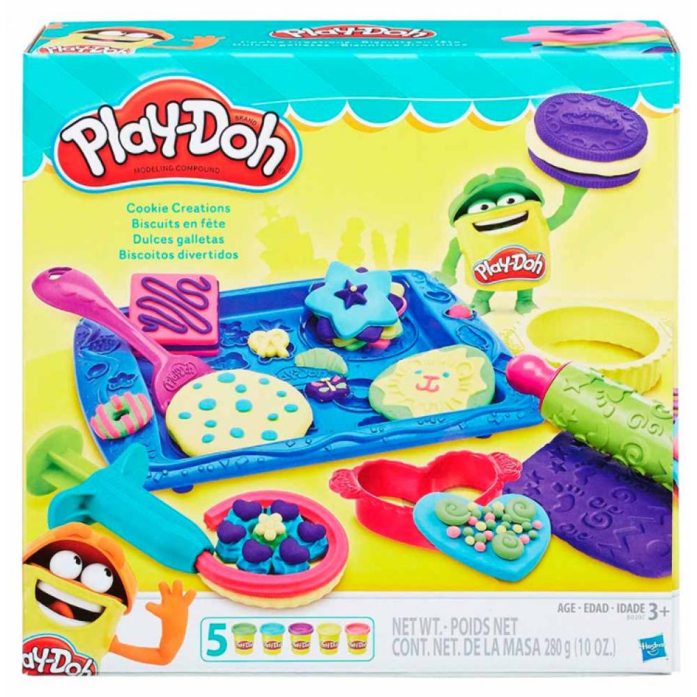 Набор для лепки Магазин печенья Play-Doh B0307
