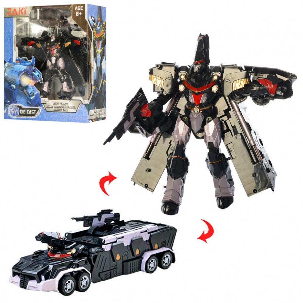 Детский трансформер JQ6108 танк+робот