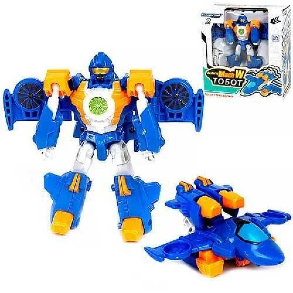 Детский тобот-Трансформер 888-1T робот+транспорт                                                                              (888-8)