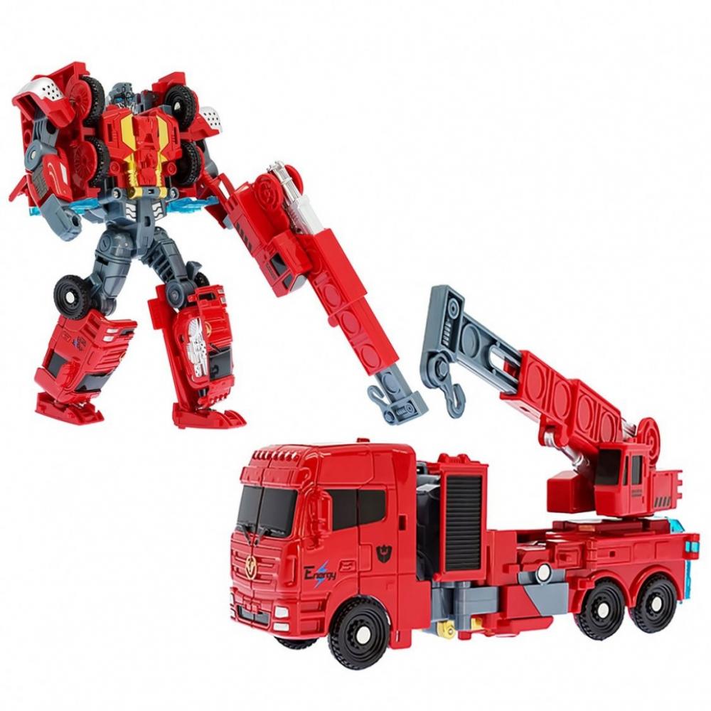 Детский трансформер J8016 скорая помощ+трансформер (J8016D)